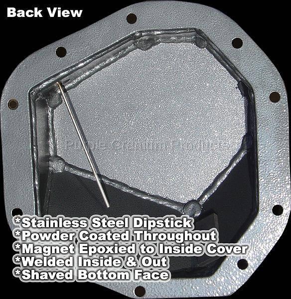 Dana 44 Gear Armor Cover