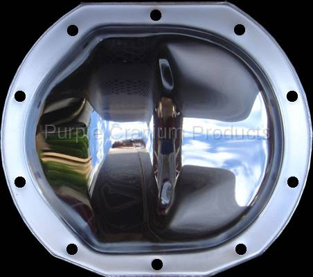Ford 7 5 Chrome Differential Cover