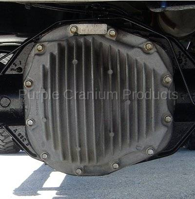 Optional ford cover