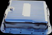 Gm700r4ChromeExtraCapacityTransmissionPan64099154