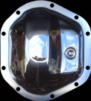 Dana 44 - Chrome Differential Cover