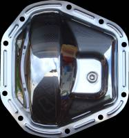 Dana 50, 60, 70 - Chrome Differential Cover