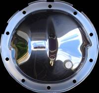 Chevy/GMC 10 Bolt - Chrome Differential Cover 1988-2000