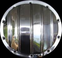 Polished Aluminum Differential Cover - 1500, Tahoe, Yukon 10 Bolt 1964-Present