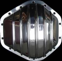 Polished Aluminum Differential Cover - Chevy 14 Bolt 1973-2000