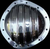 Polished Aluminum Differential Cover - Chevy 12 Bolt -Truck