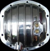 Polished Aluminum Differential Cover - Dana 30 Jeep, Bronco, Scout
