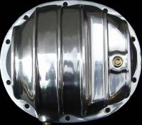 Polished Aluminum Differential Cover - Dana 35