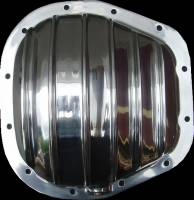 Polished Aluminum Differential Cover - Ford Sterling 10.25/10.50