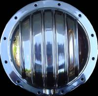Polished Aluminum Differential Cover - Model-20