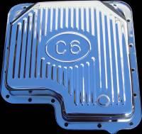 FordC6ChromePlatedTransmissionPan337183218