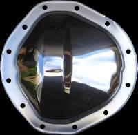 Chevy/GMC 12 Bolt - Chrome Differential Cover - Truck