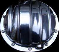 H3 Polished Aluminum Differential Cover