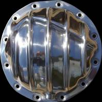 Polished Aluminum Differential Cover - Chevy 12 Bolt - Car