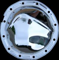 Chevy 12 Bolt - Chrome Differential Cover - Nova, Camaro, Chevelle