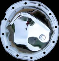Chevy 12 Bolt - Chrome Differential Cover - Nova, Camaro, Chevelle w/Fill