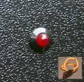 Switches & LED's - Dash Lights - LED's - Mini LED Indicator Light-Non Blinking - Red