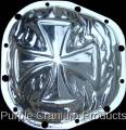 Axle Armor & Covers - PCP Aluminum Differential Covers -  Maltese Cross Cover - Ford Sterling 10.25/10.50